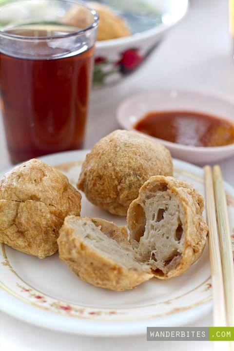 Fried Meatballs ~