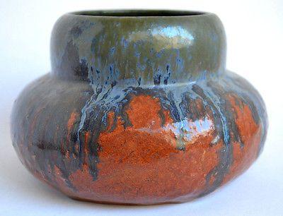 17 Best Fulper Pottery Images On Pinterest Flower Vases Jar And Vase