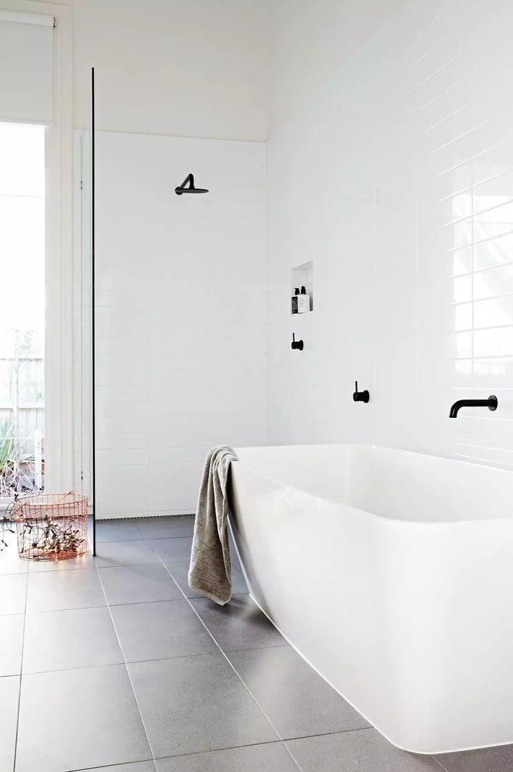 17 migliori idee su Pavimento Bianco su Pinterest  Pavimenti in legno bianco, Pavimenti dipinti ...