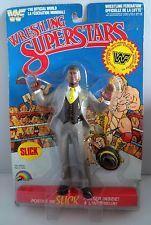 Wanted Post: Slick Wrestling Superstars Action Figure | FyndIt