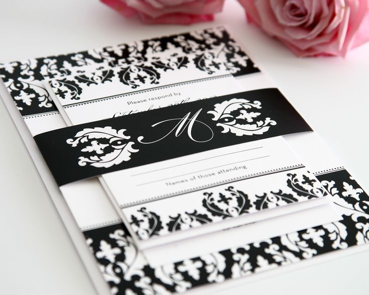 127 Best Black And White Weddings Images On Pinterest | Marriage, Striped  Wedding And White Weddings
