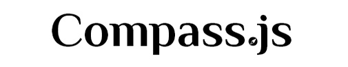 Compass.js allows you to get compass heading in JavaScript. This library hides all this magic and APIs from you, auto-detects available way and provides clean and simple API for your geolocation web app.