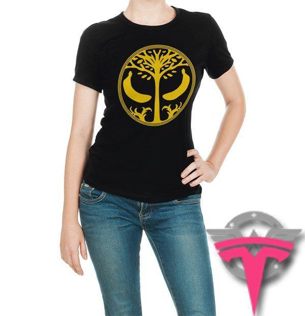 Destiny+Iron+Banner+Tshirt+IRON+BANANA+Women's+T-Shirt