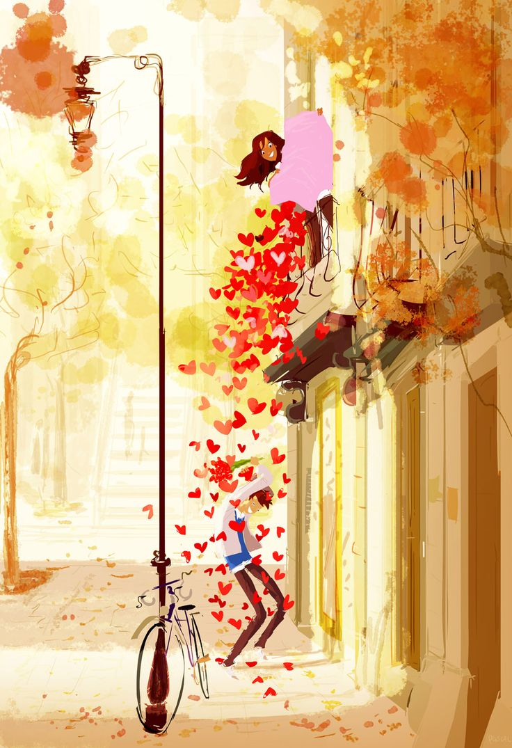 ...and that's how she got me... by PascalCampion