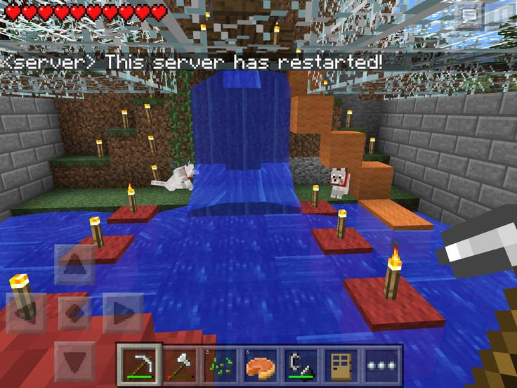 My Minecraft Swimming Pool With Jeremy And Wade My Dogs Me Bella 39 S And Sandy 39 S Minecraft Fun