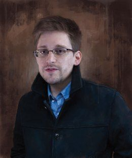 Edward Snowden:  He pulled off the year's most spectacular heist. Exiled from his country, the 30-year-old computer whiz has become the doomsayer of the Information Age.