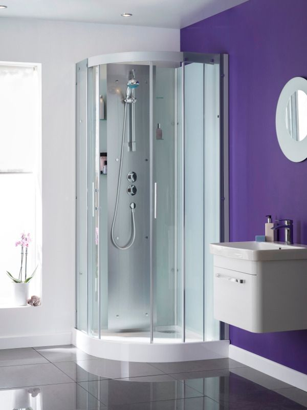 10 best Showers, Trays & Enclosures 2017 images on Pinterest ...