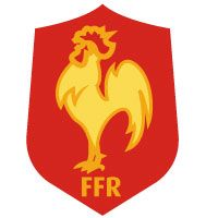 France national rugby union team Logo