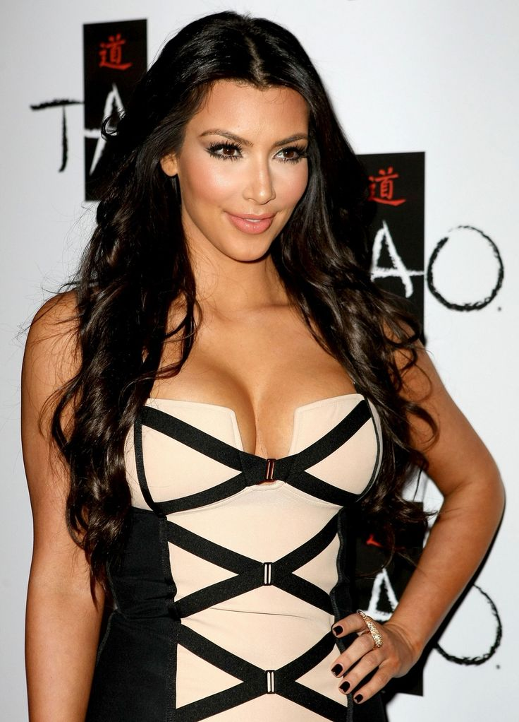 Kim Kardashian Bra Size and Body Measurements