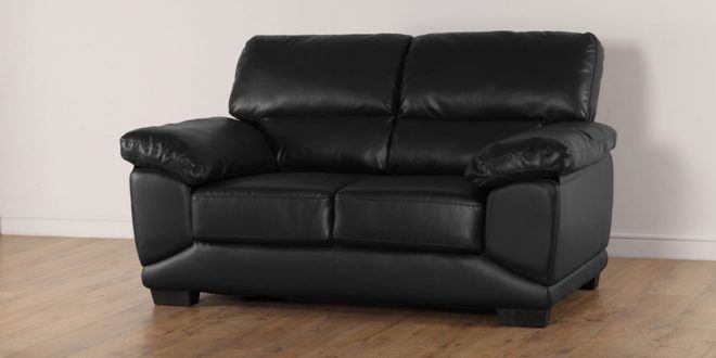 2 Seater Black Leather Sofa Best Collections Of Sofas And Couches Sofacouchs Com Leather Sofa Black Leather Sofas Furniture Choice