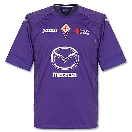 Italië - Fiorentina - Thuis