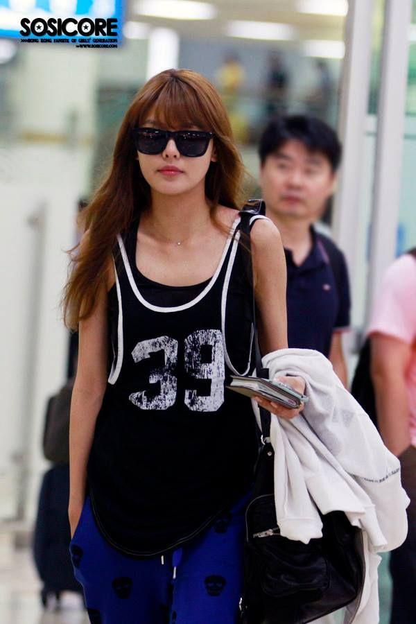 Sooyoung >>> ชุดนี้อย่างเท่อ่ะ