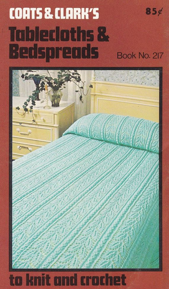 Tablecloths and Bedspreads Crochet Patterns - Peacock's Tail Round Tablecloth, Square Tablecloths
