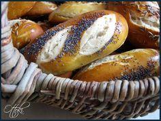 Mauricettes alsaciennes ou bretzels