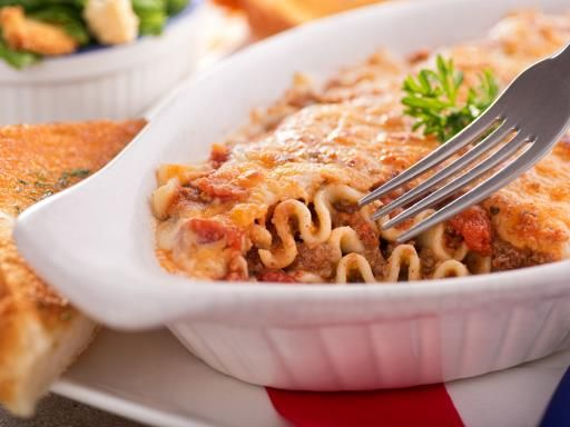 Lasagnes au brocciu