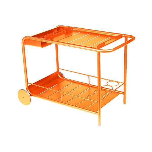 Luxembourg Outdoor Bar Cart Carrot Outdoor Bar Tables ($950) ❤ Liked On  Polyvore Featuring