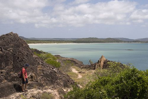 Cape York Australia - northernmost tip of the country