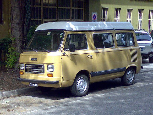 FIAT 900T. Would really love one of these.