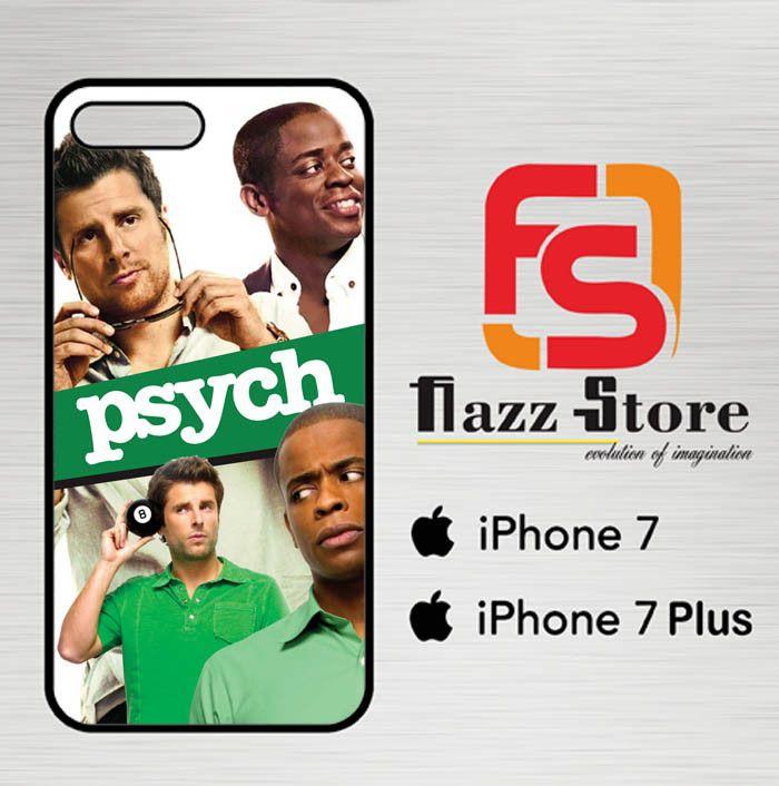 Psych Tv Series Y2600 iPhone 7 Plus| 7 Plus Case