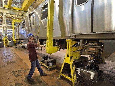 How NYC Keeps Subways Running [PHOTOS] - Business Insider