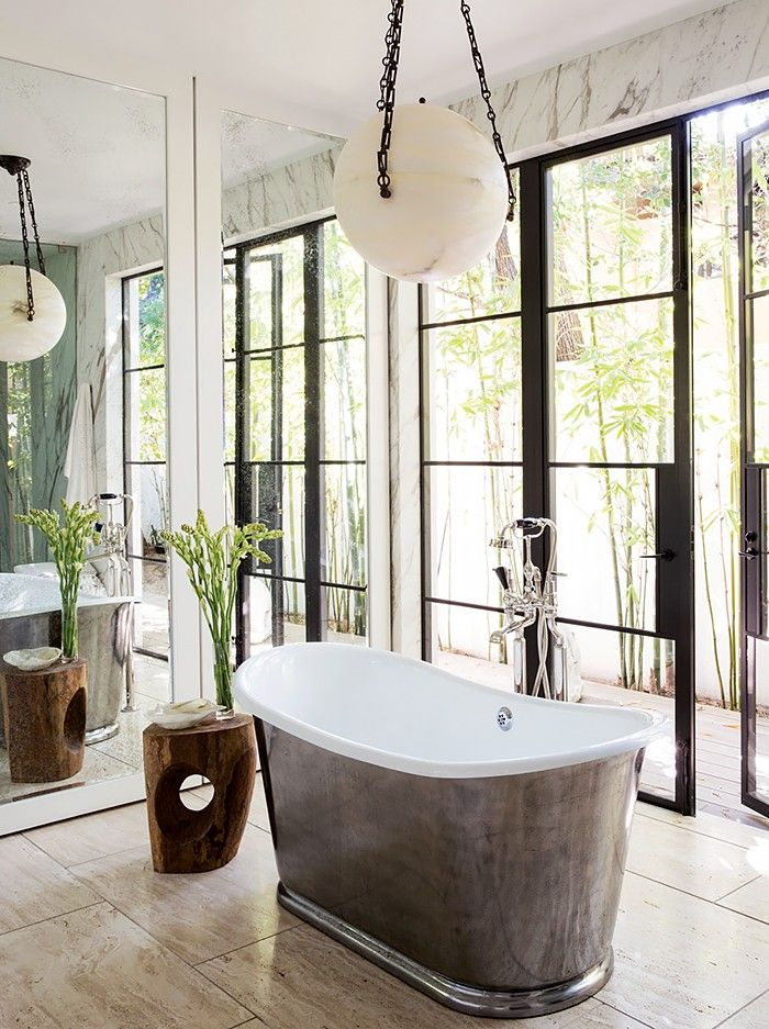 14 Stunning Bathrooms to Inspire Your Next Renovation via @MyDomaine