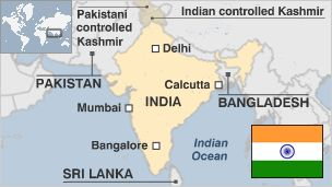 India Country Profile from the BBC