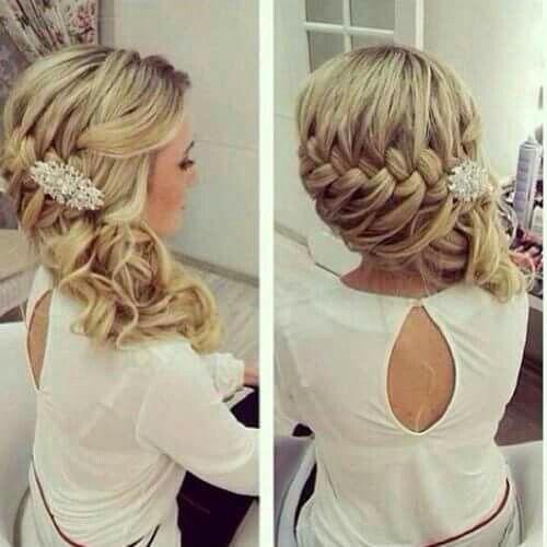 Peinados bellos