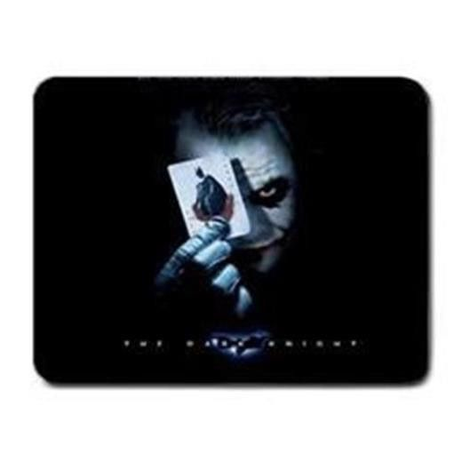 ar09-21 Joker PC Cloth Cover Square Mouse Pad