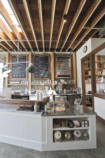 Best modern cafe images on pinterest interiors
