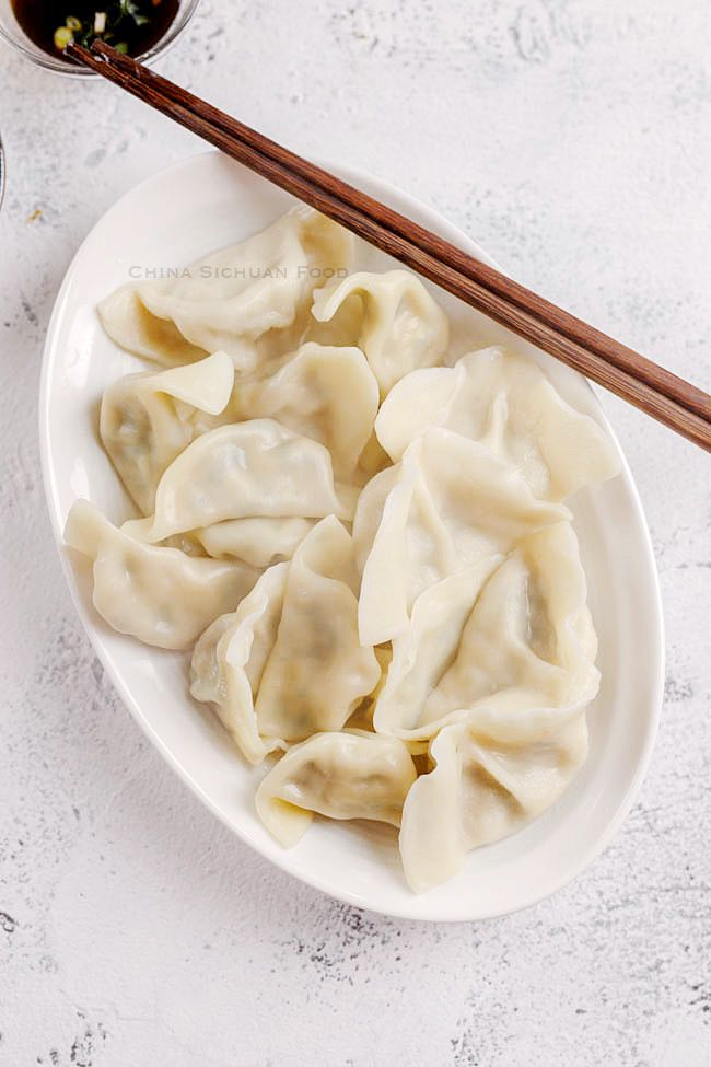 How to make Chinese dumplings chinasichuanfood.com