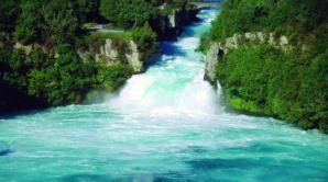 Huka falls, Taupo New Zealand