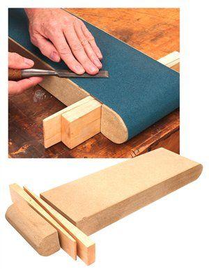 Afiação de Ferramentas / 16 Tips for Sharpening - Woodworking Shop - American Woodworker