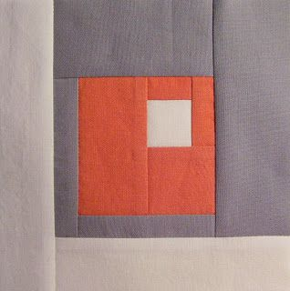 An up close and personal look at 42 Modern Quilt blocks.