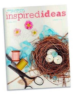 Inspired Ideas Magazine from Amy Powers