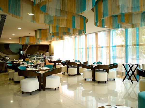 Spices and Sauces Restaurant--United21,Thane