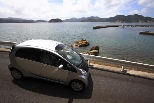 Mitsubishi i-MiEV, 100% ELECTRIC VEHICLE
