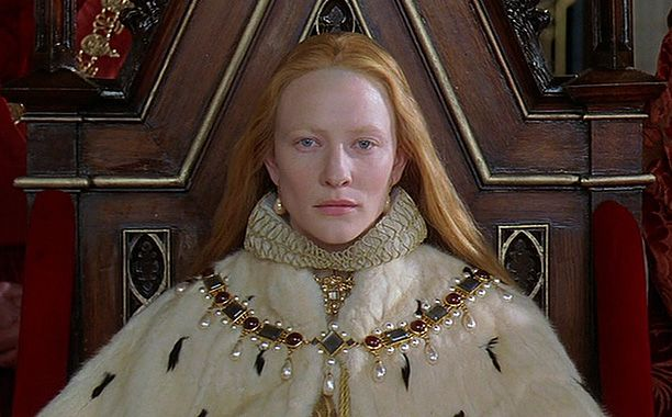 queen elizabeth 1 cate blanchett - Google Search