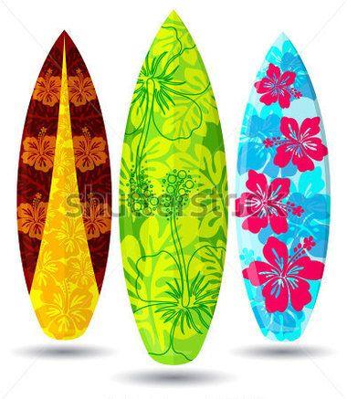 tablas de surf hawaianas png - Buscar con Google