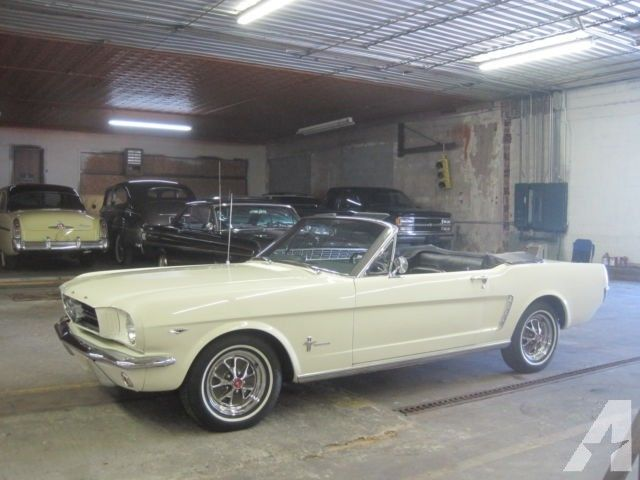 1964 Ford Mustang Convertible for Sale in Elliott, Iowa Classified | AmericanListed.com