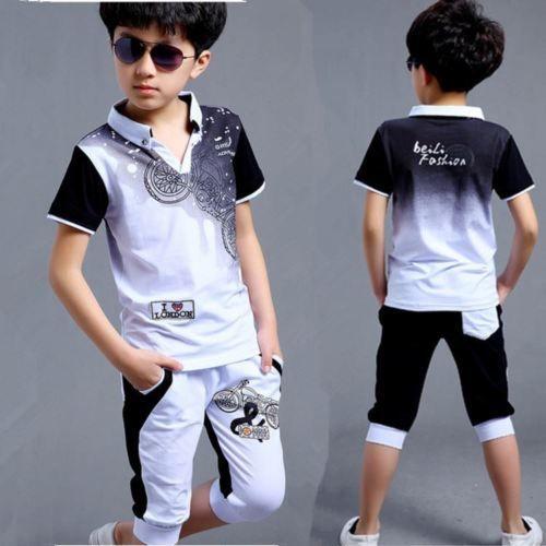 Boys New Fashion Clothes