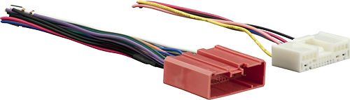 Metra - Harness Adapter for 2007-2010 Mazda CX-7 Vehicles - Multi, 70-7903T