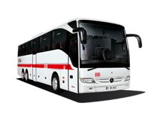 Reisen Sie günstig mit dem Fernbus der DB: Der IC Bus fährt von Berlin nach Breslau, Kattowitz und Krakau - und wieder zurück. Ab 29,90 Euro!