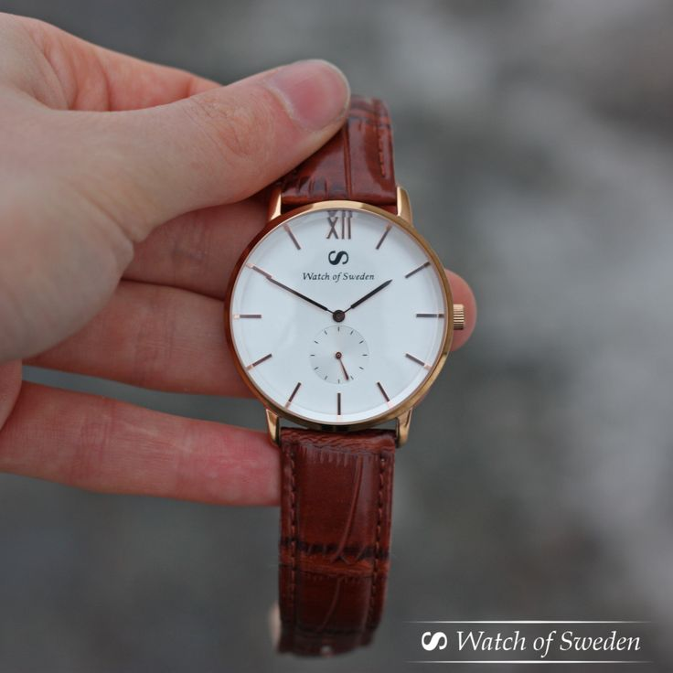 Our vision is to offer watches for everyone, to be worn at any occasion. Watch of Sweden present high-end watches, with carefully selected materials, selling at a fair price. When creating watches made to be worn by any person, a timeless design is vital. Our watches are timeless in the sense of material, shape and movement. Because quality never goes out of style.