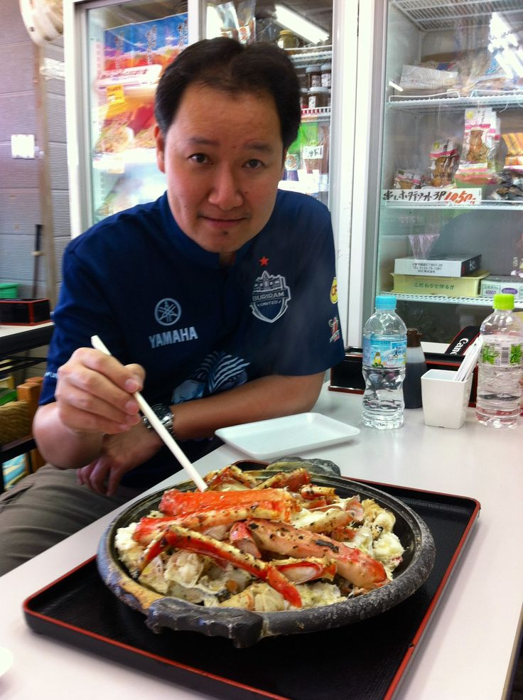 Enjoy eating in Hakodate