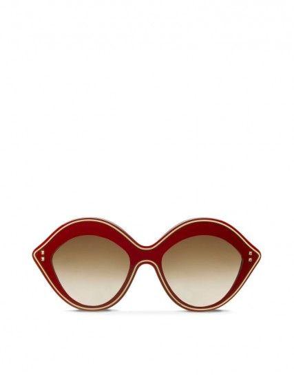 Kiss sunglasses di Valentino