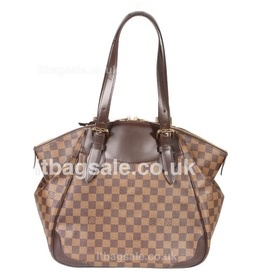 Louis Vuitton Damier Ebene Canvas Verona GM - Coffee N41119  $199.00
