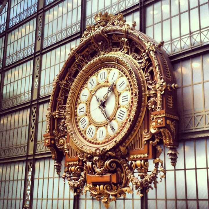 musee d'orsay. paris. france