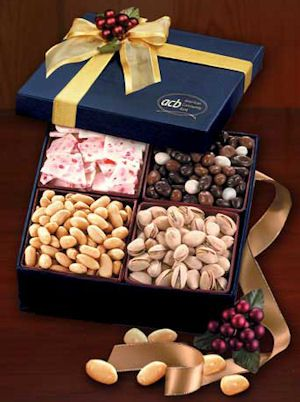 Simply Gourmet Gift Box from Holiday Gifts and Gift Baskets $29