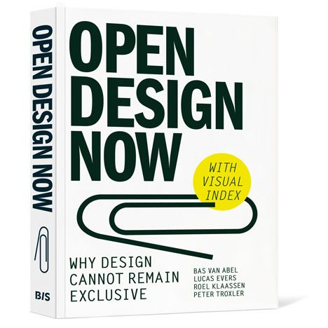 Open Design Now by Premsela