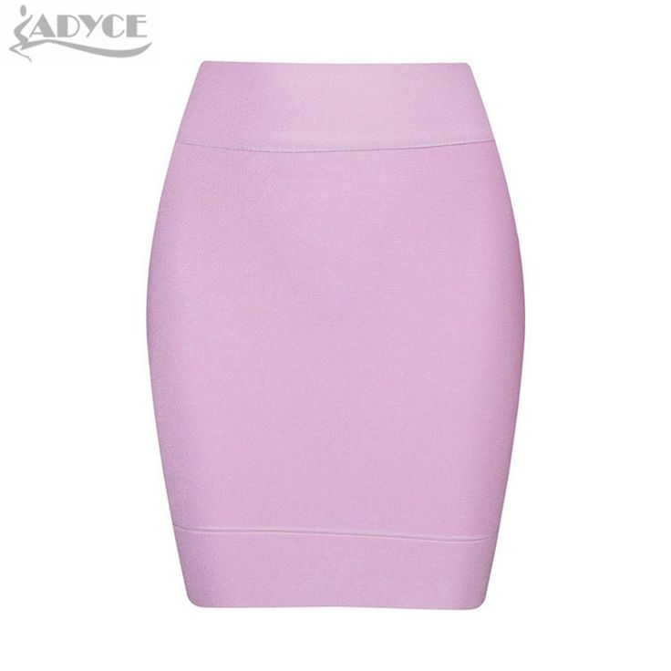 Aliexpress.com : Buy 2017 New summer Red Black Gray Pink Bodycon Stretch Midi Women Evening Party Bandage Skirts  Wholesale from Reliable bandage skirt suppliers on ADYCE Official Store